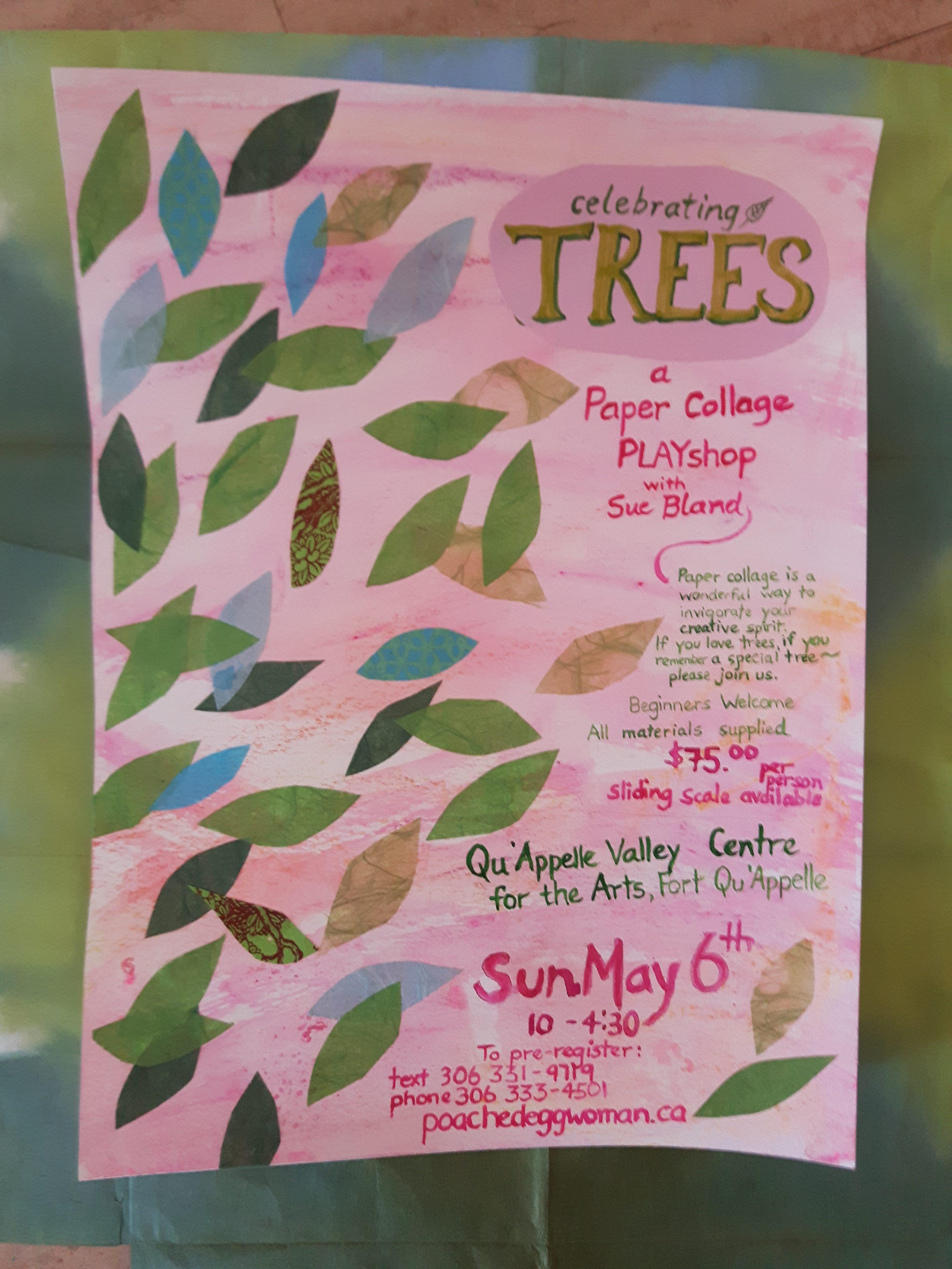 Celebrating Tree poster