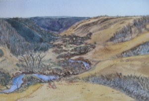 """Pheasant Creek Coulee"""